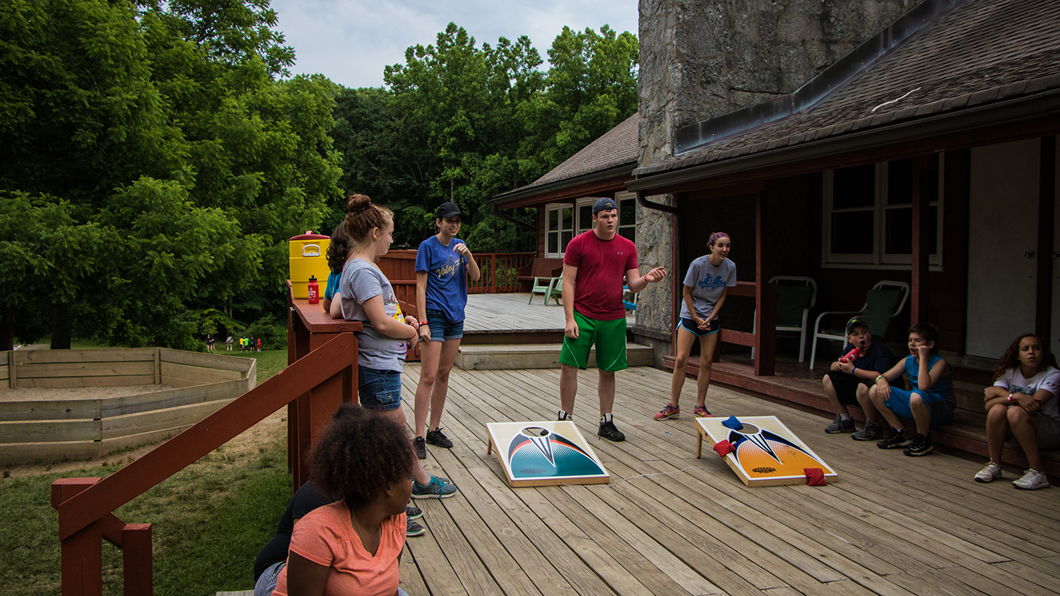 adventure camp Delivering the fun of scouting: welcome to adventure cub and webelos adventure camp is an incredible place for young scouts they can let their imaginations soar while having fun in the outdoors.